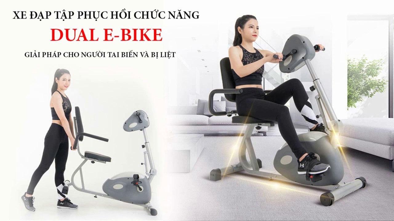 Xe đạp tập phục hồi chức năng