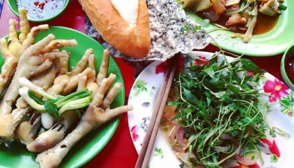 Quán Nhậu Vỉa Hè Nha Trang
