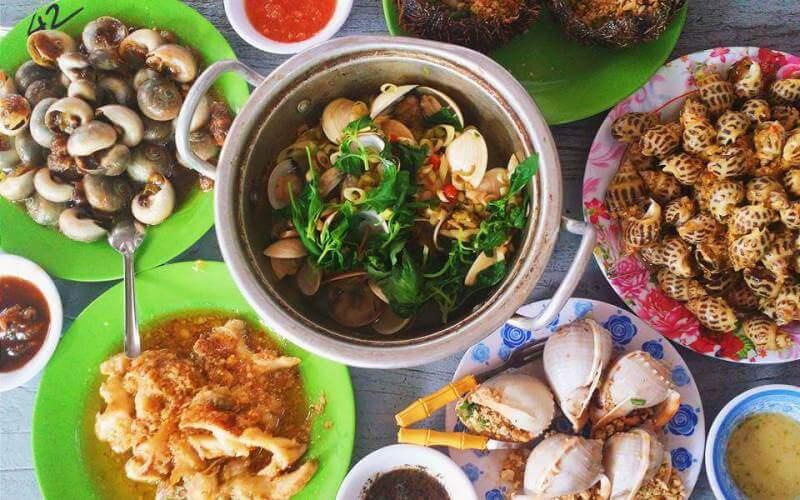 Quán Nhậu Bình Dân Nha Trang