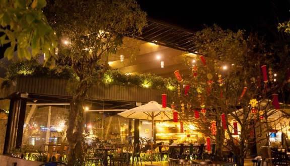 Nhà Hàng Lãng Mạn ở Nha Trang