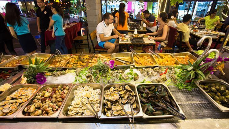 Nhà Hàng Buffet Nha Trang