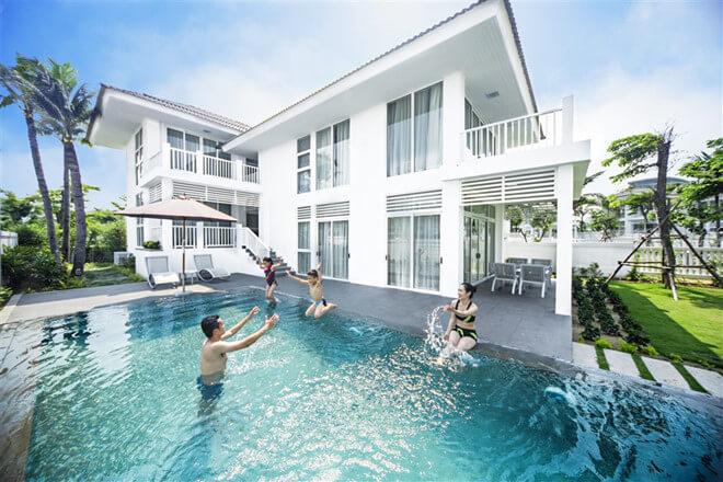 Villa 4 Phòng Ngủ Đà Nẵng