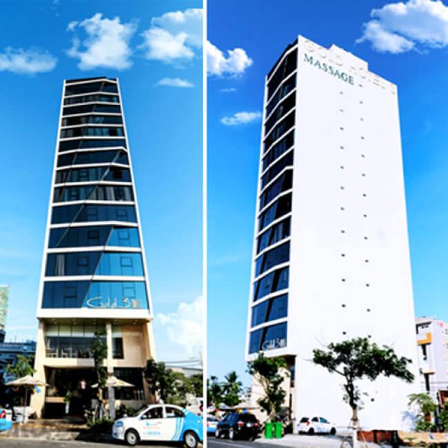 Khách Sạn Đường Võ Văn Kiệt Đà Nẵng - Gold Luxury Hotel Danang