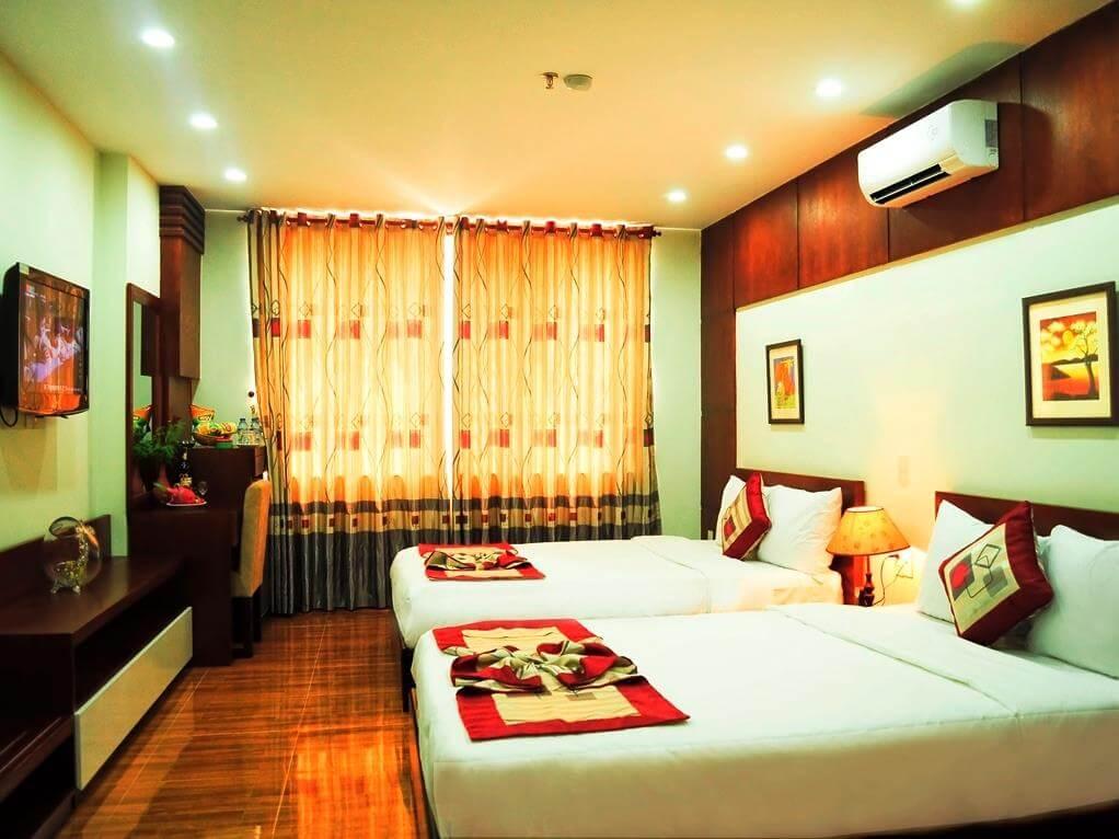 khách sạn giá rẻ đường Hà Bổng Đà Nẵng