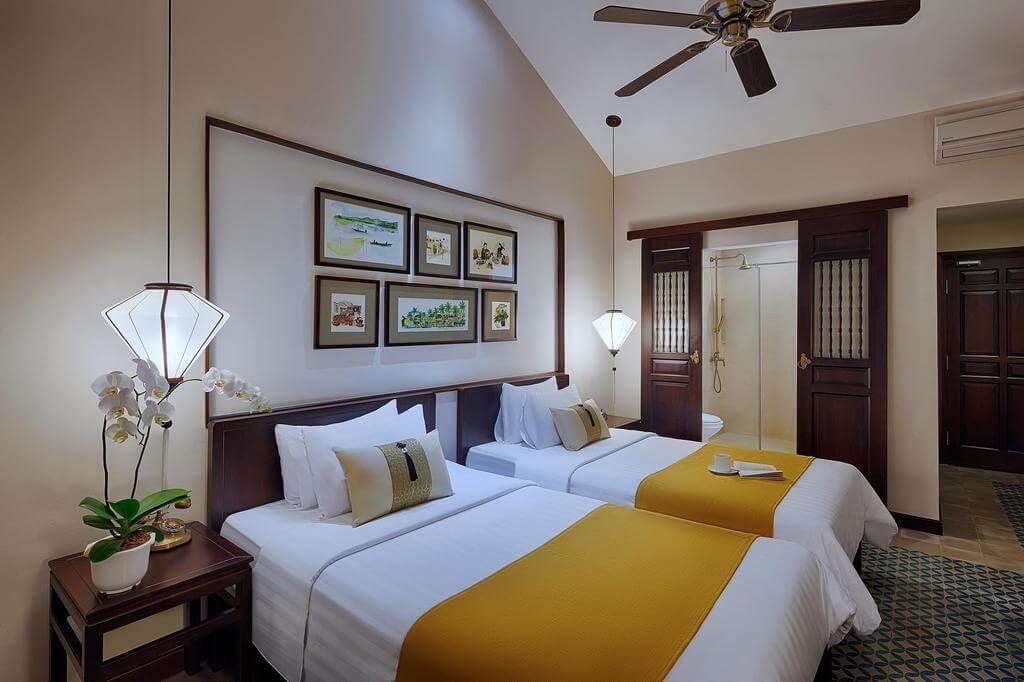 khách sạn đẹp ở phố cổ hội an