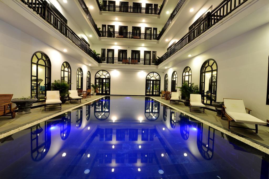 khách sạn hội an có hồ bơi giá rẻ