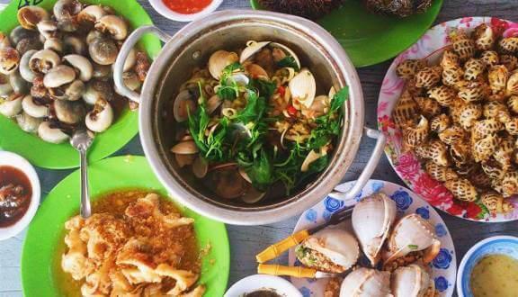 Quán Ốc Nha Trang