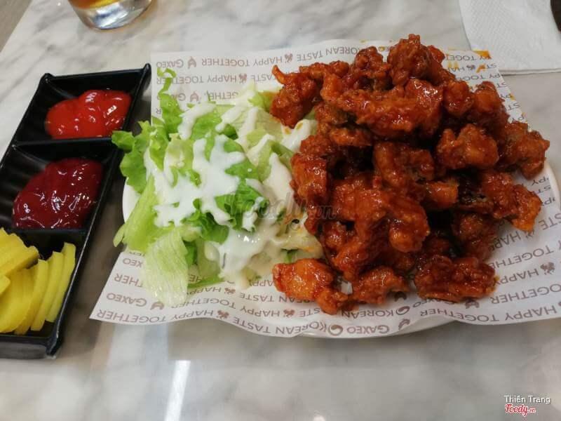 quán ăn Hàn Quốc Nha Trang