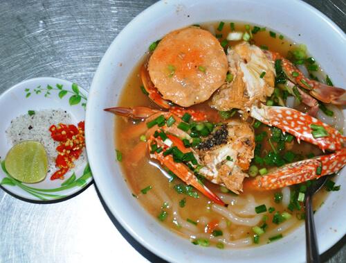Bánh Canh Ghẹ Nha Trang