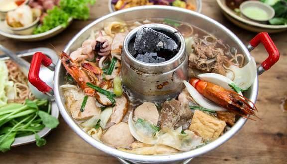 quán lẩungon ở Nha Trang