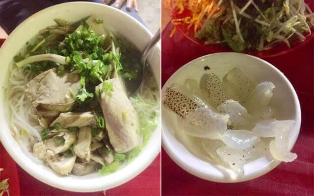 Bún Chả Cá Nha Trang