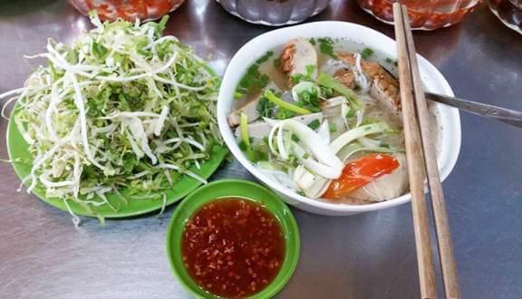 Bún Chả Cá Sứa Nha Trang