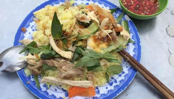 cơm gàNha Trang