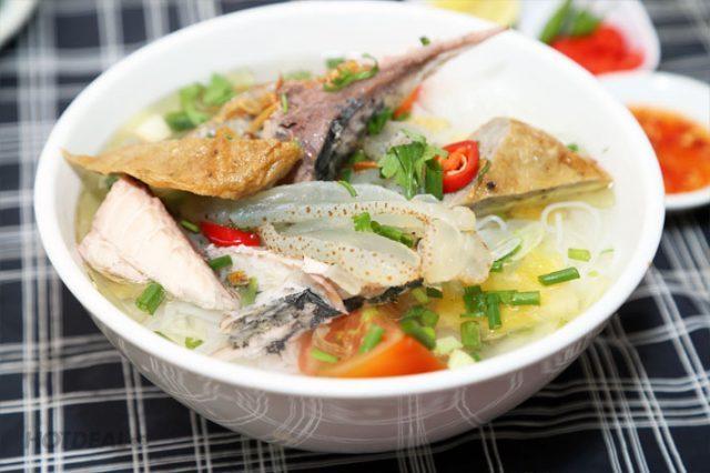món ăn sáng ở Nha Trang